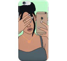 music chick iPhone Case/Skin