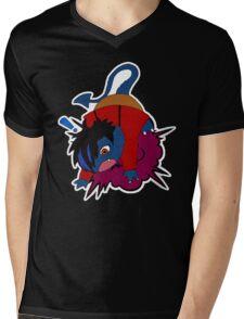 Nightcrawler 04 Mens V-Neck T-Shirt