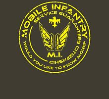 Starship Troopers - Mobile Infantry Unisex T-Shirt