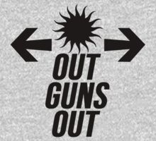 Suns Out Guns Out by Alan Craker