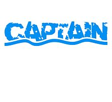 Captain waves water logo by Style-O-Mat