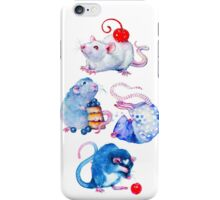 Sweet Rats iPhone Case/Skin