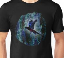 Flight over the Fairy Forest Unisex T-Shirt