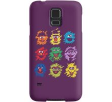 Every colors on Sesame Samsung Galaxy Case/Skin