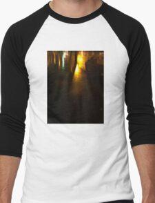 Night reflections Men's Baseball ¾ T-Shirt