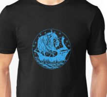 Pirate Ship logo Unisex T-Shirt