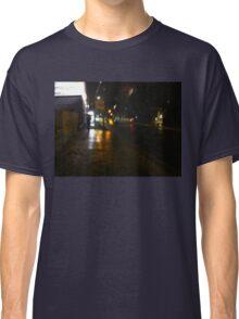 Stormy night Classic T-Shirt