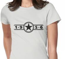 Star of 1956 Womens Fitted T-Shirt