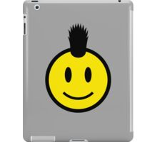 Punk Smiley iPad Case/Skin