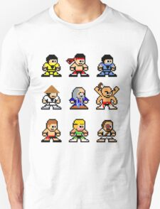 8-bit Mortal Kombat 1 T-Shirt