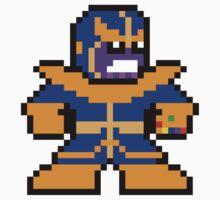 8-bit Thanos Kids Clothes