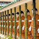 Kek Lok Si statues [2] by Cvail73