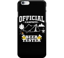 camping marshmallow get toastoed campsite iPhone Case/Skin