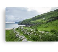 Emerald Isle Canvas Print