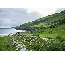 Muckross Coast, Kilcar, Co. Donegal Photographic Print