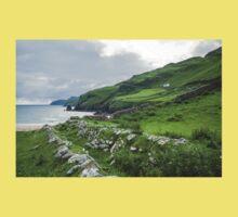 Muckross Coast, Kilcar, Co. Donegal Kids Tee