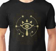 Sheikah Runes Unisex T-Shirt