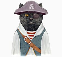 Pirate Cat Unisex T-Shirt