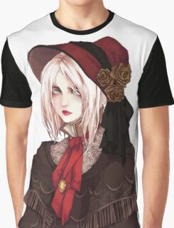 Bloodborne The Doll Graphic T-Shirt
