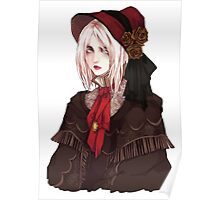 Bloodborne The Doll Poster