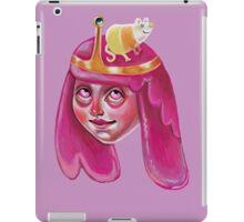 Princess Bubblegum Loves Science iPad Case/Skin