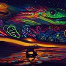 Magic Island Summer by Brad Collins