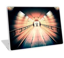 Robot Guarding Tunnel Laptop Skin