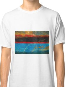 Color Abstraction XXXIX Classic T-Shirt