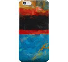Color Abstraction XXXIX iPhone Case/Skin