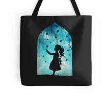 looking to the stars Tote Bag