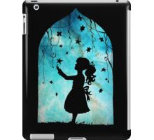 looking to the stars iPad Case/Skin