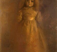 #114: Blue China Doll by Jennifer Ingram