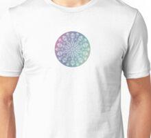 Jellyfish mandala Unisex T-Shirt