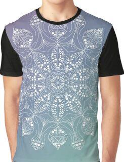 Jellyfish mandala Graphic T-Shirt