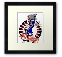 AIR GEAR Framed Print