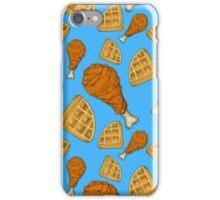 Chicken & Waffles! iPhone Case/Skin