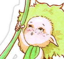 Wisp dandelion Sticker