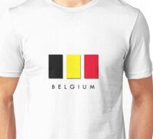 World cup: Belgium Unisex T-Shirt