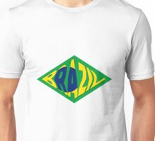 World Cup: Brazil Unisex T-Shirt