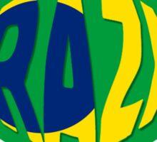 World Cup: Brazil Sticker