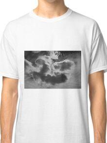 Cloudscape XVII BW Classic T-Shirt