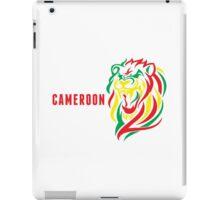 World Cup: Cameroon iPad Case/Skin
