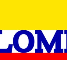 World Cup: Colombia Sticker