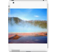 Geyser iPad Case/Skin