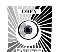 Obey What You Are Told  by david michael  schmidt