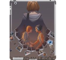 Life is strange max and chloe iPad Case/Skin
