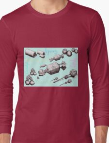 Candy....  Long Sleeve T-Shirt