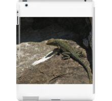 Lizard 03 iPad Case/Skin