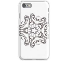 Squid Mandala iPhone Case/Skin