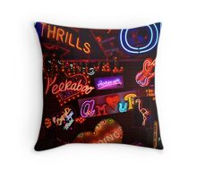 Signs Signs Signs! Throw Pillow